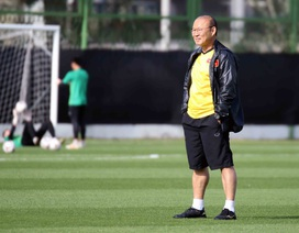 """""""Cây đũa thần"""" của thầy Park có giúp tuyển Việt Nam gây bất ngờ trước Iran?"""