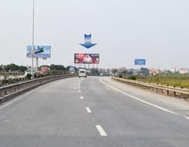 Đường nối gần 5.000 tỷ đồng vào cao tốc Cầu Giẽ: Phê duyệt khi chưa có bản đồ quy hoạch