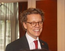 Đại sứ Thụy Điển đọc ca dao tổng kết 50 năm quan hệ ngoại giao với Việt Nam