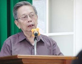 Nhà giáo nhân dân, GS. TS Nguyễn Ngọc Giao qua đời