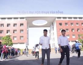 Quảng Ngãi: Xem xét xã hội hóa Trường ĐH Phạm Văn Đồng