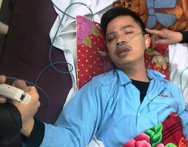 Xác minh việc nam thanh niên bị đánh trọng thương tại cổng cơ quan công an