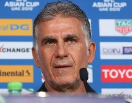"""HLV Queiroz: """"Đội tuyển Việt Nam nhận được sự tôn trọng từ Iran"""""""