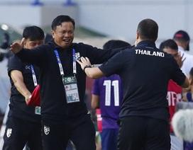Những khoảnh khắc chiến thắng ngọt ngào của Thái Lan trước Bahrain