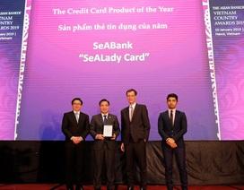 Thẻ tín dụng quốc tế SeALady - Sản phẩm thẻ tín dụng tiêu biểu của năm 2018