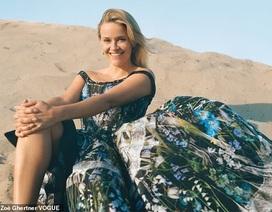 """Nữ diễn viên Reese Witherspoon: """"Phụ nữ phải biết làm ra tiền"""""""