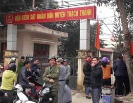 Phó viện trưởng VKSND huyện tử vong bất thường tại cơ quan