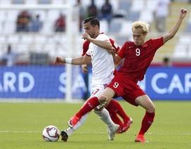 Đội tuyển Việt Nam thua Iran 0-2: Điểm sáng trong thất bại