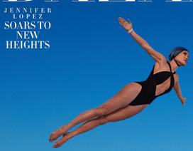 Jennifer Lopez trẻ đẹp ngỡ ngàng trong bộ ảnh mới