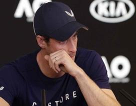 Murray để ngỏ khả năng giải nghệ sau Australia Open