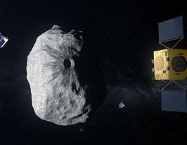 """NASA lên kế hoạch """"đánh bật"""" các tiểu hành tinh để cứu Trái Đất trong tương lai"""