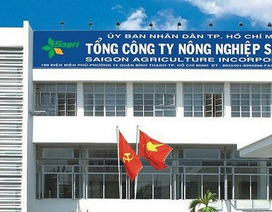 Cảnh cáo về mặt Đảng Tổng giám đốc TCty Nông nghiệp Sài Gòn