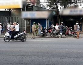 Nam thanh niên gục chết trên xe máy, nghi do sốc ma túy