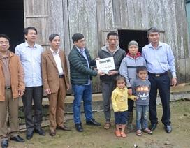 Bạn đọc Dân trí giúp gia đình chị Liễu hơn 69 triệu đồng