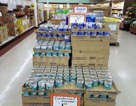 """Cú đột phá cuối năm: """"Đại gia"""" ngành sữa tăng lãi hơn 30%"""