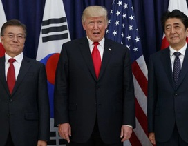 Mỹ gặp khó khi lập liên minh với Nhật, Hàn đối phó Trung Quốc