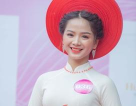 30 người đẹp vào vòng chung kết Người đẹp Kinh Bắc 2019