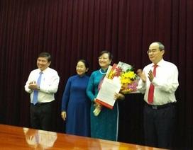 TPHCM: Bà Nguyễn Thị Quyết Tâm nhận quyết định nghỉ hưu