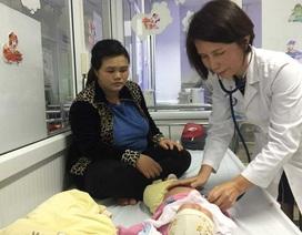 Trẻ bị viêm họng cấp không cần uống kháng sinh?