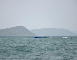 Thuyền viên sống sót kỳ diệu sau gần 2 ngày mắc kẹt trong sà lan chìm