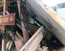 Thanh Hóa đầu tư gần 30 tỷ đồng khắc phục khẩn cấp trường bị ảnh hưởng mưa lũ