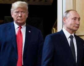 Tổng thống Trump: Tôi chưa bao giờ làm việc cho Nga
