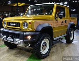 Cận cảnh xe bán tải Suzuki Jimny Sierra