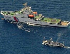 Các nước tăng cường sức mạnh cảnh sát biển đối phó Trung Quốc trên Biển Đông