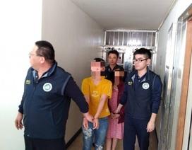 Đài Loan tìm thấy 78 du khách trong nhóm 152 người Việt bỏ đoàn