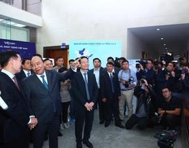 Thủ tướng: Luật pháp thế nào mà để khởi nghiệp chạy sang Singapore?