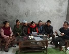 Hàng loạt công nhân lâm trường Sông Đà kêu cứu đòi đất!