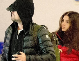 """""""Chàng Jack"""" Leonardo DiCaprio hạnh phúc bên bạn gái kém 22 tuổi"""