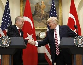 Mỹ thương lượng với Thổ Nhĩ Kỳ lập vùng an toàn bảo vệ người Kurd tại Syria