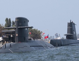 Trung Quốc cảnh báo các nước giúp Đài Loan chế tạo tàu ngầm