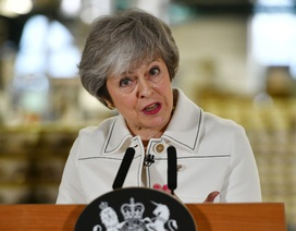 """Anh sôi sục trước cuộc bỏ phiếu quyết định về Brexit, Thủ tướng cảnh báo """"thảm họa"""""""