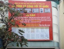 Cưỡng chế thi hành án nhà 194 Kim Mã: Người dân điêu đứng, ai sẽ chịu trách nhiệm?
