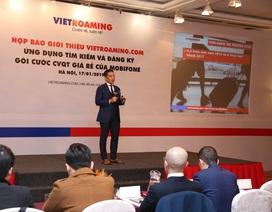 Startup Việt giới thiệu ứng dụng tìm kiếm và đăng ký gói cước chuyển vùng quốc tế giá rẻ