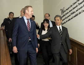 """Nhật Bản """"tố"""" Trung Quốc liên tục tấn công mạng, kêu gọi Mỹ trợ giúp"""