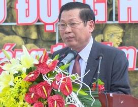 Chủ tịch tỉnh Đắk Nông Nguyễn Bốn bị kỷ luật khiển trách