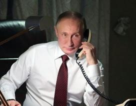 Tiết lộ những người có thể gọi điện thẳng cho Tổng thống Putin