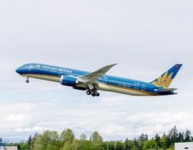 Tổng doanh thu Vietnam Airlines lần đầu tiên vượt mức hơn 100.000 tỷ đồng