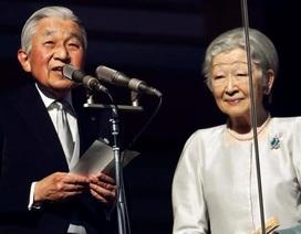 Nhật Hoàng Akihito phát biểu lần cuối trước khi thoái vị, cầu nguyện cho hòa bình