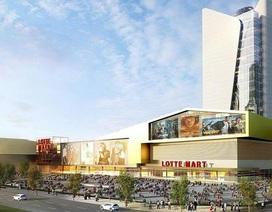 """Lotte Mall Hà Nội khởi động """"ủ nhiệt"""" thị trường bất động sản Tây Hồ Tây"""