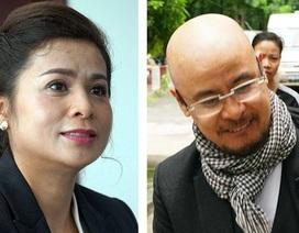 Tạm đình chỉ vụ án ly hôn của vợ chồng ông chủ cà phê Trung Nguyên
