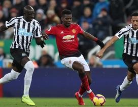 Newcastle 0-2 Man Utd: Lukaku, Rashford lập đại công