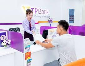 Lợi nhuận TPBank tăng trưởng gần gấp 4 lần chỉ sau 3 năm