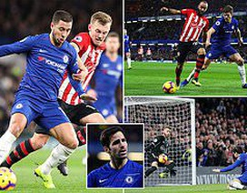 Chelsea 0-0 Southampton: Chia điểm trong thất vọng