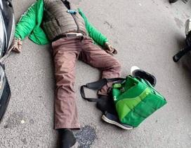 Người đàn ông ngã gục, tử vong bất thường trên phố Hà Nội