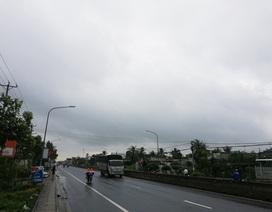Cảnh báo mưa lớn, lốc xoáy ở Nam Bộ do ảnh hưởng bão số 1