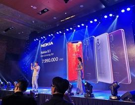 Nokia 8.1 ra mắt tại Việt Nam ngay đầu năm 2019 với giá 7,9 triệu đồng